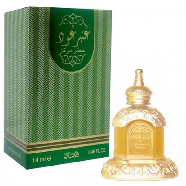 Amber oud pure oil by rasasi