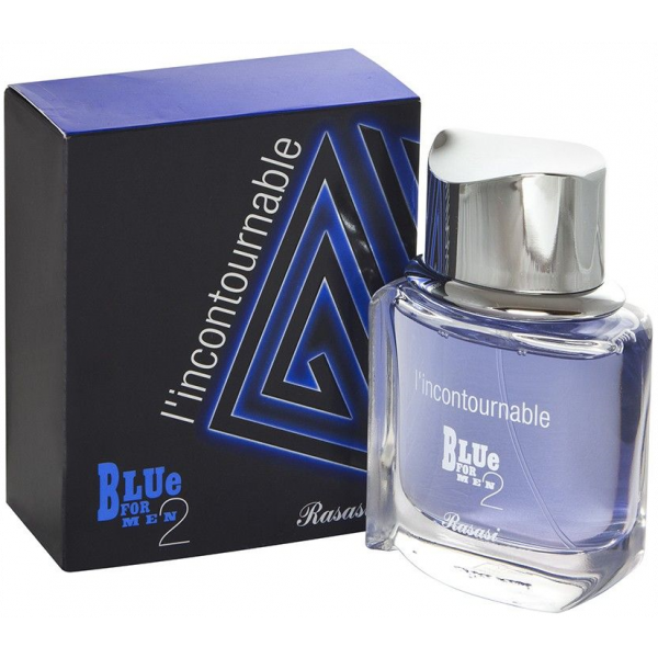 Blue for men version 2 by rasasi