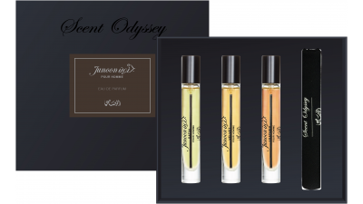 Travel collection junoon pour homme by rasasi
