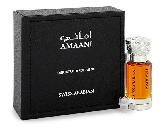 Amaani by Swiss Arabian