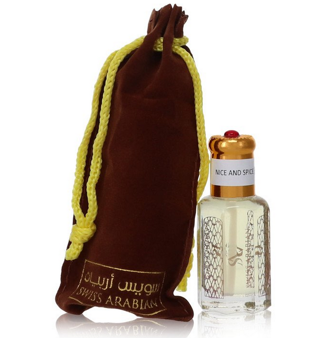 Nice and Spice perfume oil by swiss arabian