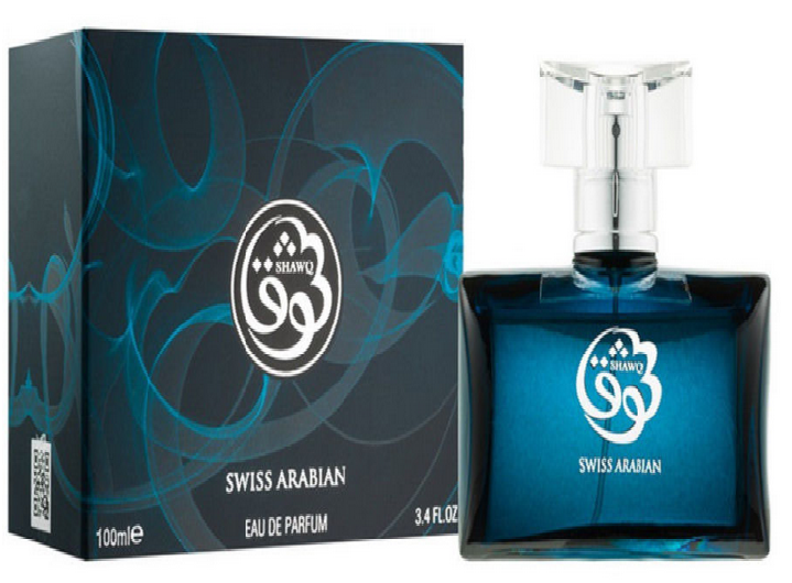 Shawq by Swiss Arabian, EDP
