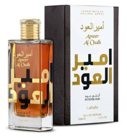 Ameer Al Oudh Intense Oud by Lattafa EDP